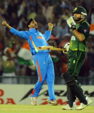 India vs Pakistan Cricket World Cup 2011 Semi Final