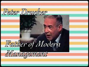 Top 50 Killer Quotes from Peter Drucker