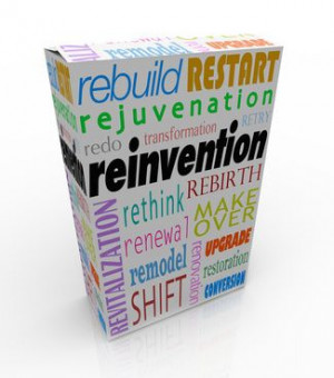 Simple Steps to Reinventing Your Life