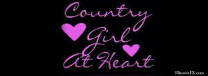 Country Girl Sayings 35 Facebook Cover