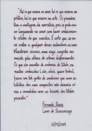 Livro do Desassossego de Fernando Pessoa / Book of Disquiet by ...
