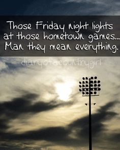 Quotes About High School Football Coaches ~ High School Football on ...