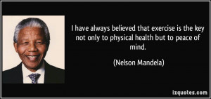 Physical Health Quotes