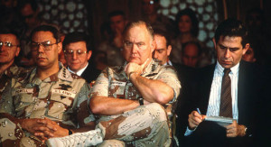 Gen. Norman Schwarzkopf, who led U.S. forces during the 1991 Persian ...