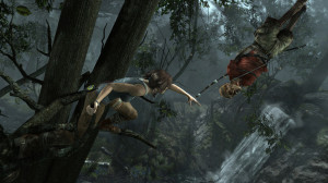 Tomb Raider has been delayed until 2013, but here's a new screenshot ...