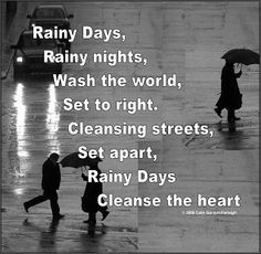 rainy day quotes | Share My Journey: April 2008