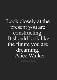 Look closely at the present you are constructing. It should look like ...