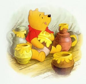 Winnie The Pooh Quotes About Honey