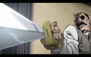 Fullmetal Alchemist Wrath Wrath - fullmetal alchemist