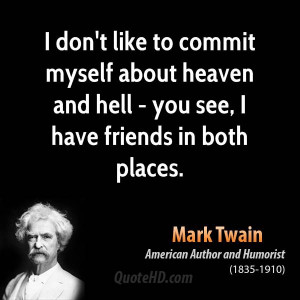 quotes about heaven and hell