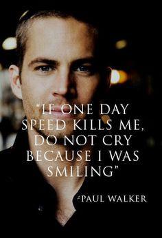 Paul walker Rest In Peace. More