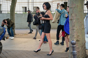 287- Paris Fashion Week Haute Couture Day 1 : What would happen if you