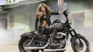 Montreal Harley Davidson Motorcycle Exposition