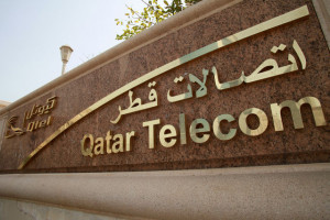 Qatar Telecom QSC (QTEL) offered $2.2billion for the remainder of ...