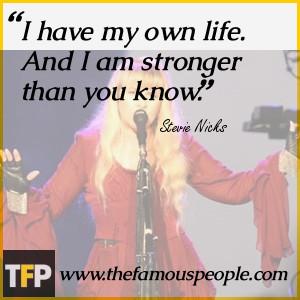 Stevie Nicks Biography
