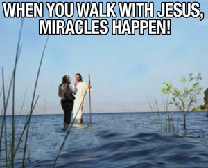 When You Walk With Jesus