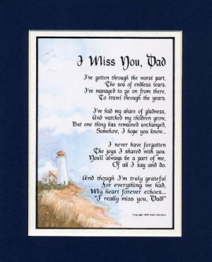 Miss You Daddy Quotes I miss you, dad