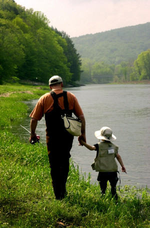 Father And Son Fishing Quotes