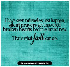 miracle quotes | Religious Graphics/i have seen miracles just happen ...
