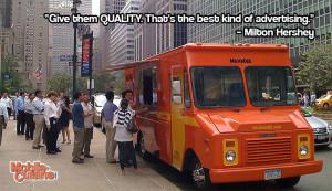 Milton Hershey Quality Quote
