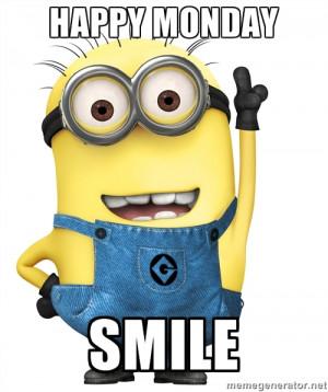 happy monday minion happy monday minion