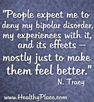 Quotes About Being Bipolar
