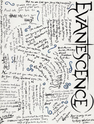 amy2 - Evanescence Picture