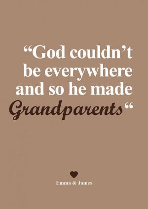 Quotes Grandparents About