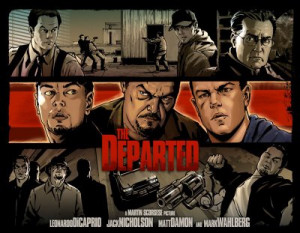 Movie Spotlight: The Departed