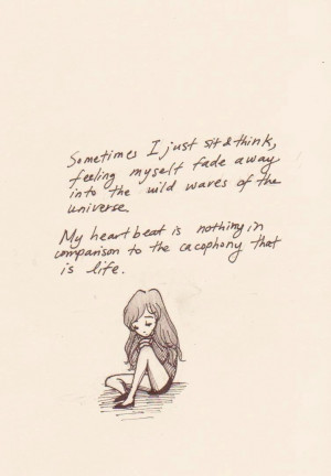 Depressed Drawings Tumblr