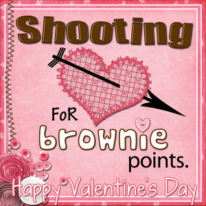 Impeccable image pertaining to shooting for brownie points free printable