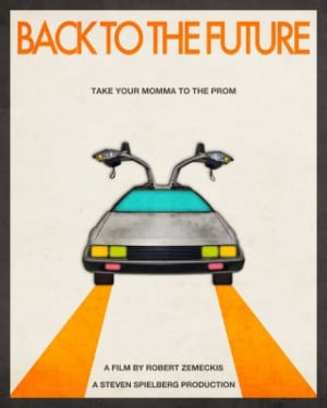 Movie Quote of the Week: Back to the Future - Yentelman
