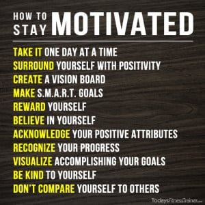 What an Entrepreneur To Do When Motivation is Low?