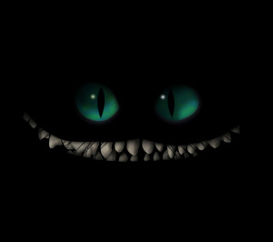 ,evil,smile,Cheshire,Cheshire Cat,cat,scary,Alice's Adventures,Alice ...