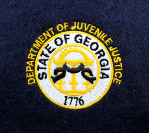 Department of Juvenile Justice - Embroidery