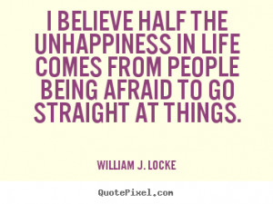 Afraid Quotes People being afraid to go