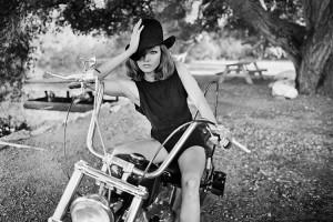 Karlie Kloss for Tamara Mellon by Tom Craig