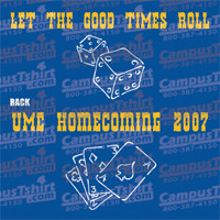 Homecoming ideas for printed t shirts, sweatshirts and apparel: