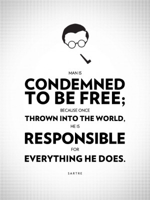 Sartre, Freedom & Bad Faith