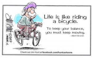 ... Balance Picture Quotes , Bicycle Picture Quotes , Life Picture Quotes