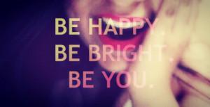girl, happy, lip, quotes, smile