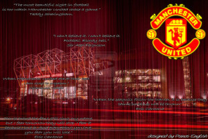 Manchester United Wallpaper Quotes