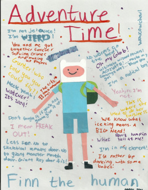 Adventure Time Season 1 Quotes by Charm5455