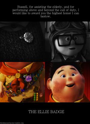 Disney pixar up quotes wallpapers