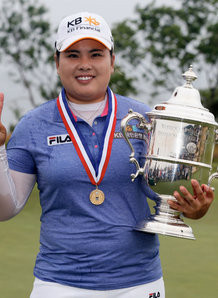 Inbee Park is not a legend of women's golf yet, says Rob Lee