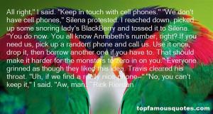 Annabeth Quotes