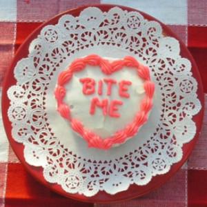 Valentine's Day heart shaped cakes, recipes