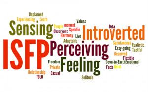 ISFP Characters