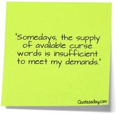 Funny Quotes About A Bad Day At Work ~ Work Humor on Pinterest