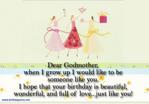 godmother quotes admin posted in birthday wishes for godmother posted ...